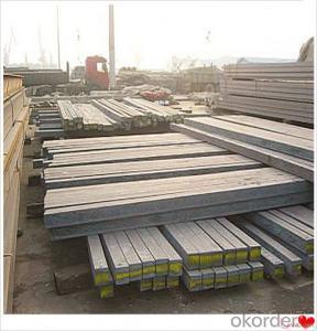 Steel Billet for Rebar Steel Q235,Q255,Q275,Q345,3SP,5SP,20MnSi