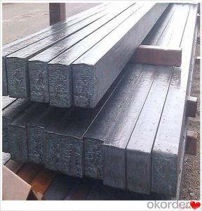 Square Steel Billet Q235,Q255,Q275,Q345,3SP,5SP,20MnSi Made in China