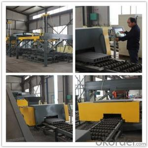 Reinforced Hollow Core Roof Panel Machine