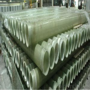 GRE PIPE ( Glass Reinforced Epoxy pipe)for CBM