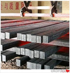 Square Steel Billets Q235,Q255,Q275,Q345,3SP,5SP,20MnSi