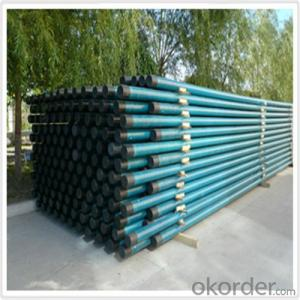 GRE PIPE ( Glass Reinforced Epoxy pipe)for Anti Static