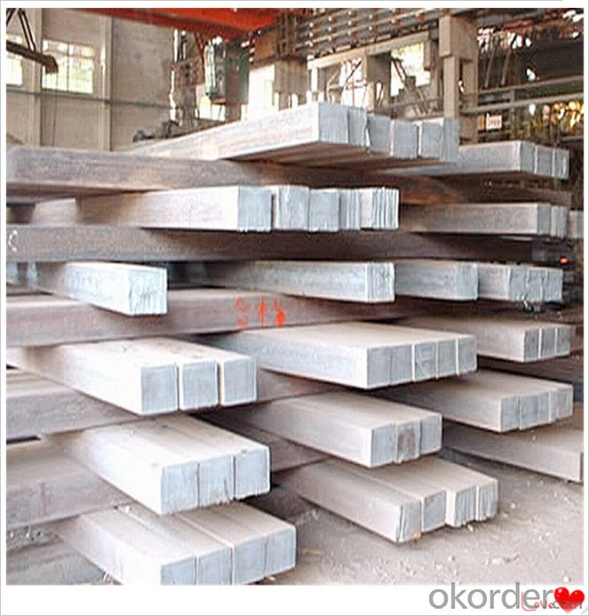 Steel Billet Steel Camshaft Q235,Q255,Q275,Q345,3SP,5SP,20MnSi