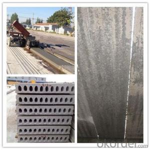 Concrete Making Machine for Prefab Floor Board