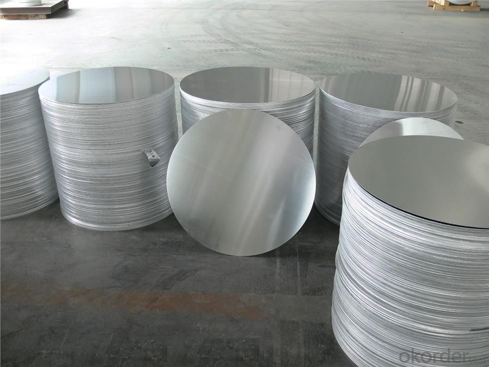 Mill Finished Aluminium Circle for Drawing Cup