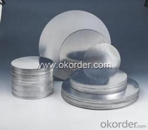 Aluminum Circle Series 1/3 for Making Pan