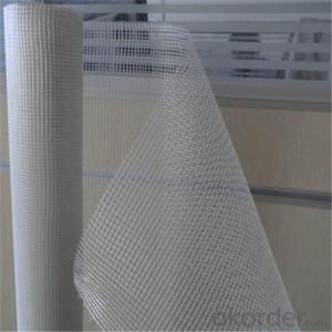 Fiberglass Mesh Wall Insulation Fabric