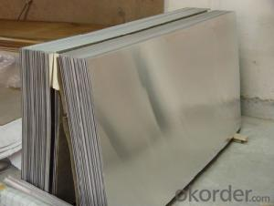 Customized 5083 O Aluminum Sheet& Strip for Track Transportation