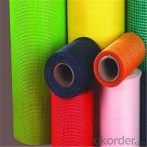 Fiberglass Mesh Leno 160g Coating Fabric