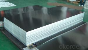 Aluminium Hot Drawn Aluminum Slab Stocks In Warehouse