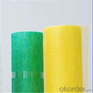 Fiberglass Mesh Coating 90g Leno Fabric