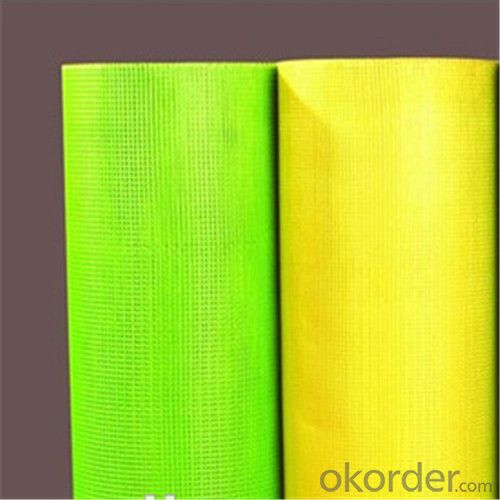 Fiberglass Mesh Coating 150g Leno Fabric