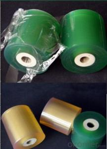 PVC Plastic Wrap Film for Cable and Wires