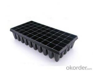 Plastic Nursery Seedling Trays for Agriculture