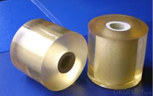 Soft PVC Film with Good Tensile Resistance