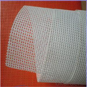Fiberglass Mesh 4*4 Leno Coating Fabric