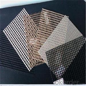 Fiberglass Mesh Construction Applicated Fabric