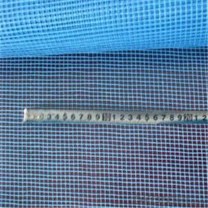 Fiberglass Mesh Marble Back Used Fabric