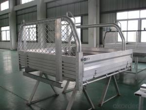 Embossed Aluminum sheets for Manufacturing Truck Body