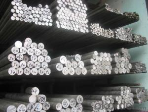 Aluminum Alloy Bar Series 6xxx Temper 5/6