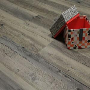 Waterproof durable healthy 4mm interlock click lvt pvc vinyl floor