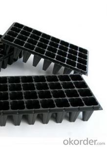 Vegetable Seedling Tray Rice Planting Tray Plastic Nursery Tray