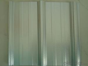 Color Aluminum Corrugated Roofing Sheets