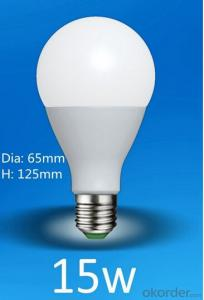 Led Light Bulb With High Quanlity China Manufcture e27