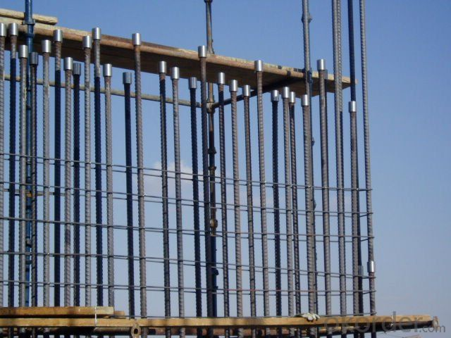 Steel Coupler Rebar Scaffolding Bs1139 Circular Column with New Design
