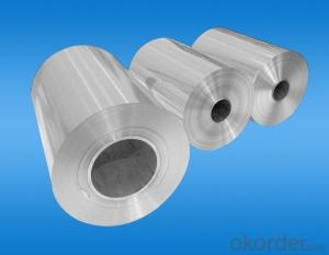 Household Aluminium Foil Jumbo Roll from China