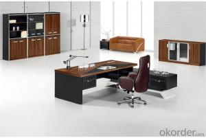 Office Executive Tables with MFC Material