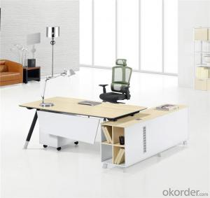 Office Table Furniture with MFC Material for Managers