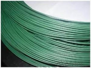 PVC Straight Cut Wire Electro and Hot Dipped Galvanized Wire