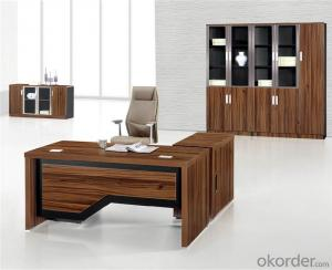 Commercial Executive Table with MFC Material