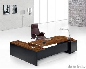 Executive Table with Environmental Material