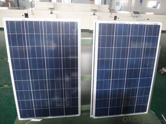 185W Poly Solar Panel for Small Solar System