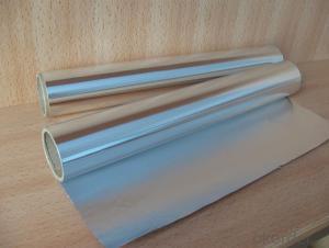 Houshold Aluminum Foil(SGS TUV FDA certificate )