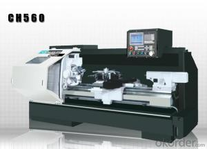 CNC Flat Bed Lathe with Turning Center of 1000mm