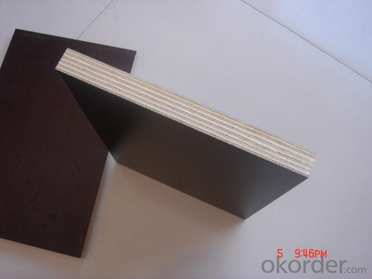 Marine Plywood  Film Faced Plywood for Construction Best price