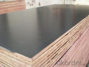 Film Faced Plywood Manufacture Black Brown WBP, Melamine
