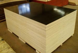 Film Faced Plywood 21mm With High Quality