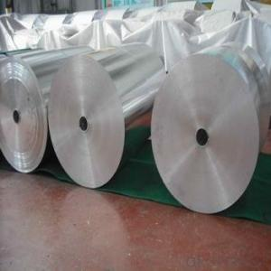 Aluminium CC DC Cold Rolling Coil and Sheet