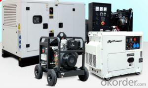 10kva-2500kva Slient Generator, Portable Generator Diesel, Industrial Generator Electric