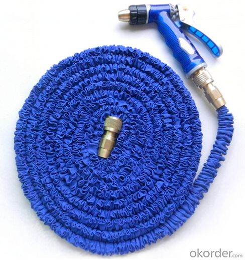Expandable Garden Hose / Flexible Garden Hoses for Flowers