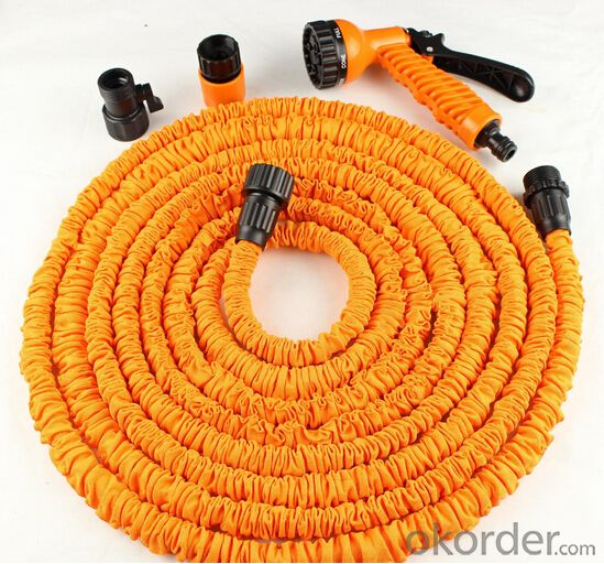 Expandable Fabric  Garden Irriagtion Car Washing Flexible Water Hoses