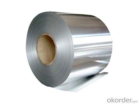 Continuous Casting Aluminium Coils for  Prepainted Wall Curtain