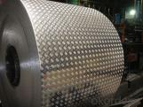 Hoja decorativa de aluminio con relieve del horno