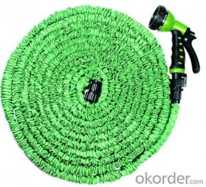 Expandable Flexible Garden Water Hoses 25ft 50ft 75ft