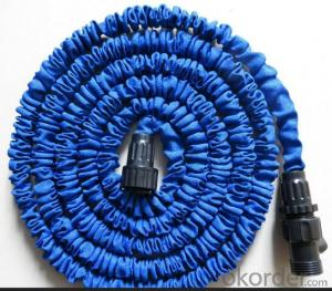 Expandable Fabric Flat Garden Irriagtion Cars Washing Flexible Water Hoses