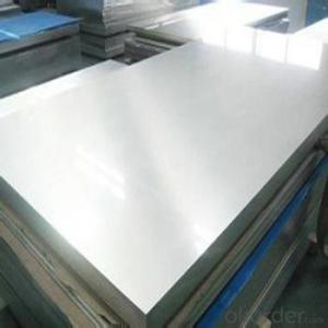Embossed Aluminium Sheet Plate Mill Finish